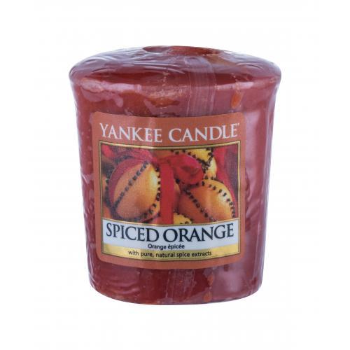 Yankee Candle Spiced Orange vonná svíčka 49 g unisex