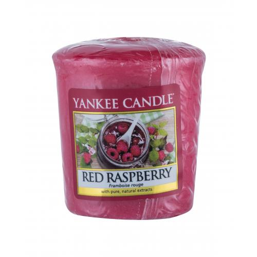 Yankee Candle Red Raspberry vonná svíčka 49 g unisex