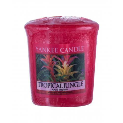 Yankee Candle Tropical Jungle vonná svíčka 49 g unisex