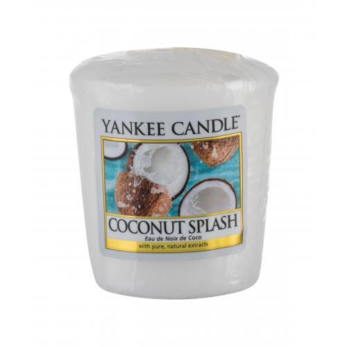Yankee Candle Coconut Splash vonná svíčka 49 g unisex