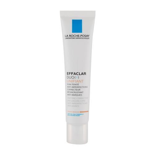 La Roche-Posay Effaclar Duo (+) Unifiant denní pleťový krém 40 ml pro ženy Medium