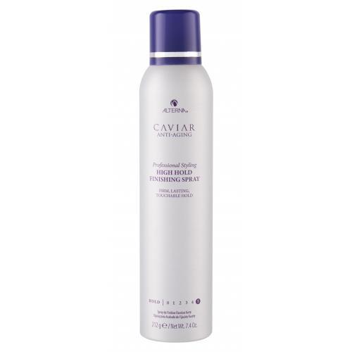Alterna Caviar Anti-Aging High Hold Finishing Spray lak na vlasy 212 g pro ženy