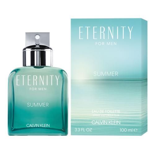 Calvin Klein Eternity Summer 2020 100 ml toaletní voda pro muže