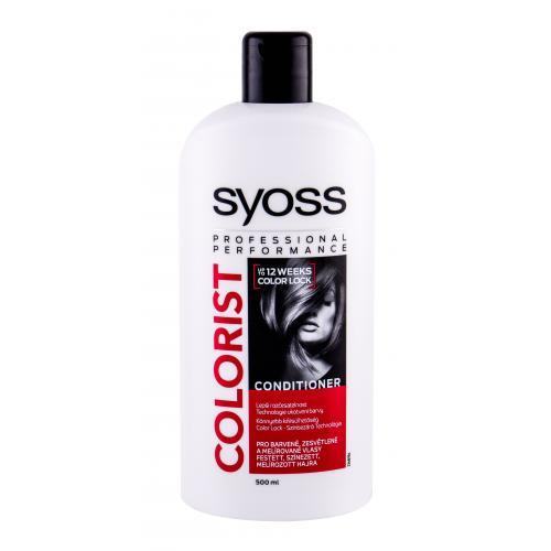 Syoss Professional Performance Colorist kondicionér 500 ml pro ženy