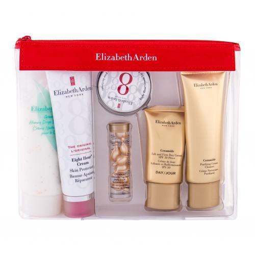 Elizabeth Arden Eight Hour® Cream Skin Protectant Travel Essentials Kit dárková kazeta dárková sada
