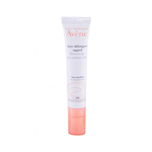Avene Sensitive Skin Refreshing Eye Contour Care oční krém 15 ml pro ženy