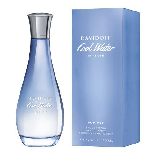 Davidoff Cool Water Intense Woman parfémovaná voda 100 ml pro ženy