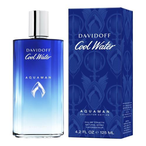Davidoff Cool Water Aquaman Collector Edition toaletní voda 125 ml pro muže
