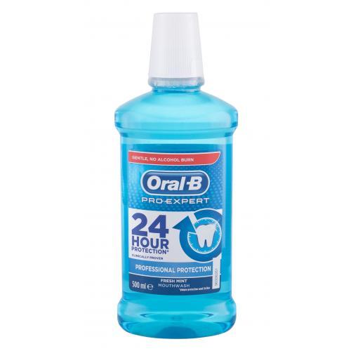 Oral-B Pro Expert Professional Protection ústní voda 500 ml unisex