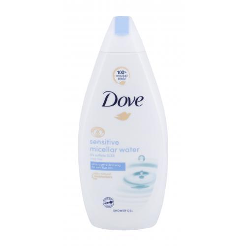 Dove Micellar Water sprchový gel 500 ml pro ženy