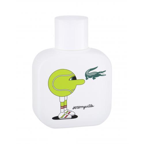 Lacoste Eau de Lacoste L.12.12 Blanc x Jeremyville toaletní voda 50 ml pro muže