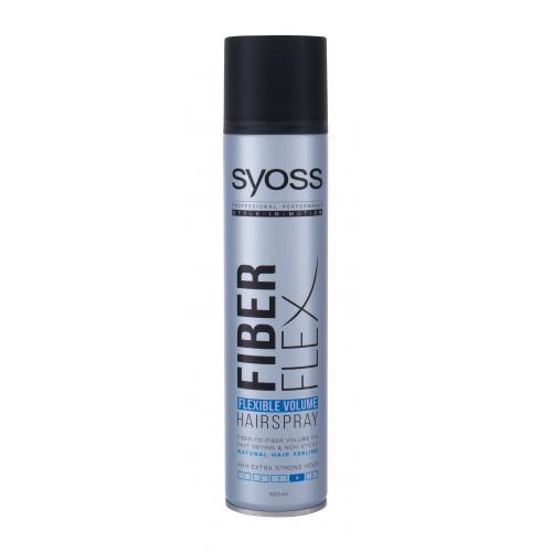 Syoss Professional Performance Fiber Flex Flexible Volume lak na vlasy 300 ml pro ženy