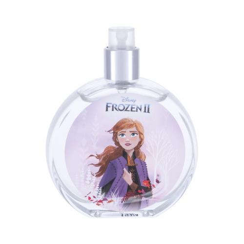 Disney Frozen II Anna toaletní voda 50 ml tester pro děti
