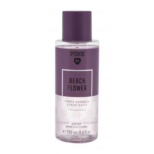 Pink Beach Flower tělový sprej 250 ml pro ženy