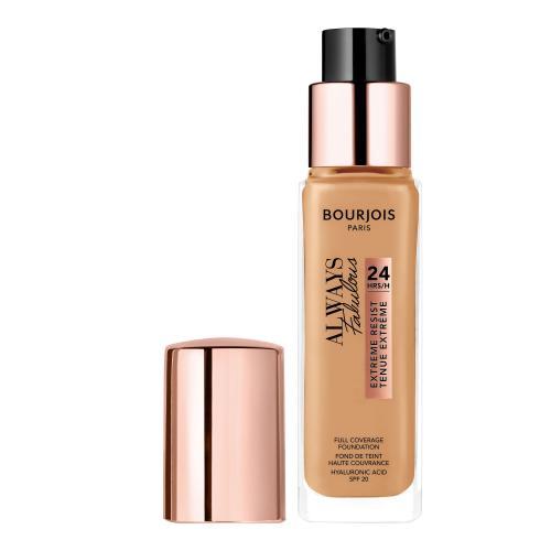 Levně BOURJOIS Paris Always Fabulous 24H SPF20 30 ml make-up pro ženy 410 Golden Beige s ochranným faktorem SPF