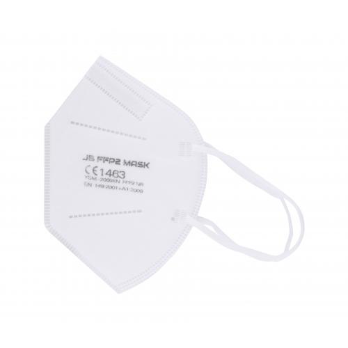 JB Mask FFP2 Self Priming Filter Protection 10 ks ochranný respirátor třídy ffp2 unisex