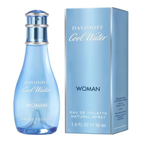 Davidoff Cool Water Woman toaletní voda 30 ml pro ženy