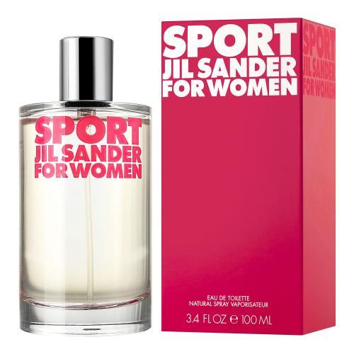 Jil Sander Sport For Women toaletní voda 100 ml pro ženy