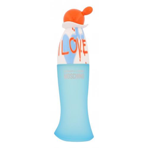 Moschino Cheap And Chic I Love Love toaletní voda 100 ml pro ženy