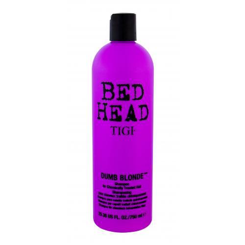 Tigi Bed Head Dumb Blonde šampon 750 ml pro ženy