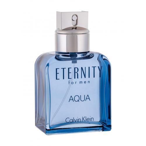 Calvin Klein Eternity Aqua For Men toaletní voda 100 ml pro muže