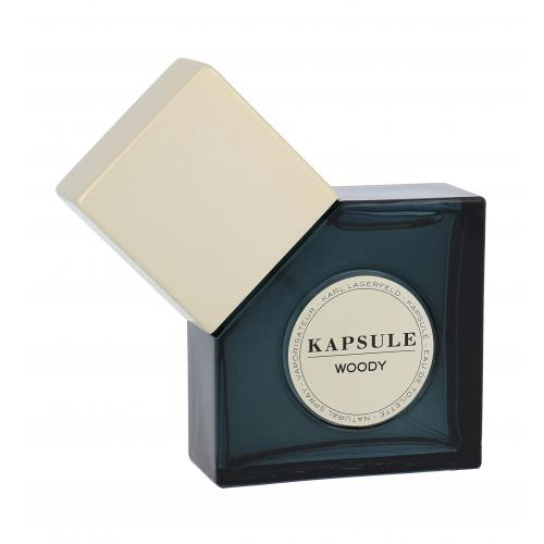 Karl Lagerfeld Kapsule Woody toaletní voda 30 ml unisex