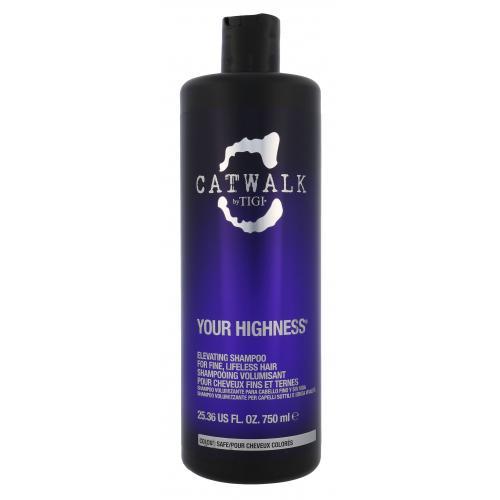 Tigi Catwalk Your Highness šampon 750 ml pro ženy