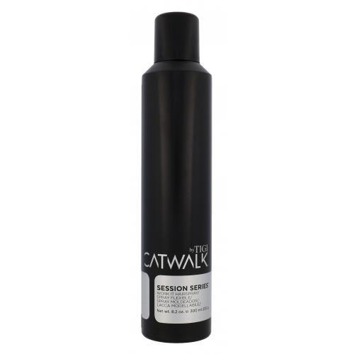 Tigi Catwalk Session Series lak na vlasy 300 ml pro ženy