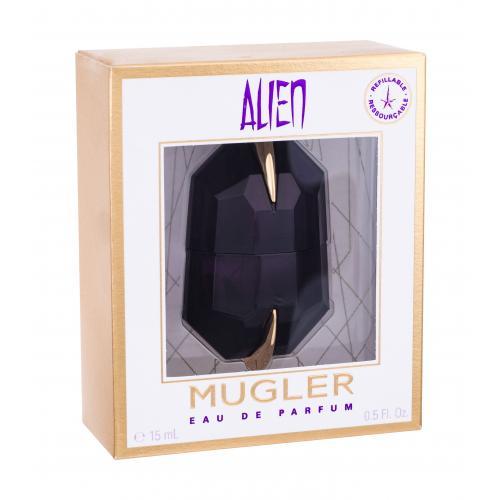 Thierry Mugler Alien parfémovaná voda Naplnitelný 15 ml pro ženy
