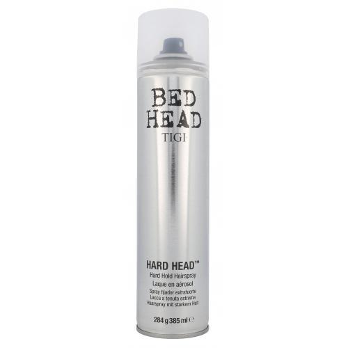 Tigi Bed Head Hard Head 385 ml silně tužící lak na vlasy pro ženy