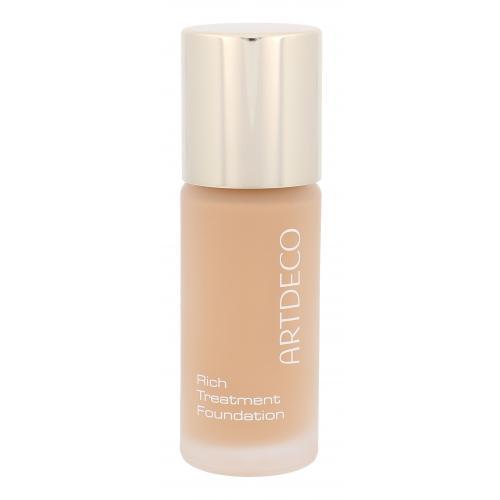 Artdeco Rich Treatment 20 ml krémový make-up pro ženy 15 Cashmere Rose