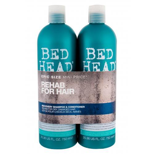 Tigi Bed Head Recovery dárková kazeta šampon 750 ml + kondicionér 750 ml pro ženy