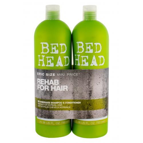 Tigi Bed Head Re-Energize dárková kazeta šampon 750 ml + kondicionér 750 ml pro ženy