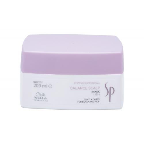 Wella SP Balance Scalp maska na vlasy 200 ml pro ženy
