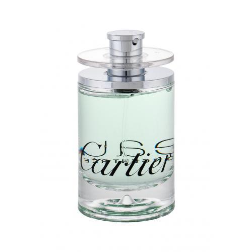 Cartier Eau De Cartier Concentree toaletní voda 100 ml tester unisex