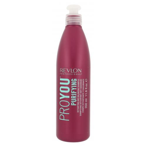 Revlon Professional ProYou Purifying šampon 350 ml pro ženy