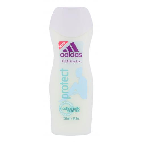 Adidas Protect For Women sprchový gel 250 ml pro ženy