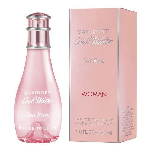 Davidoff Cool Water Sea Rose Woman 30 ml toaletní voda pro ženy