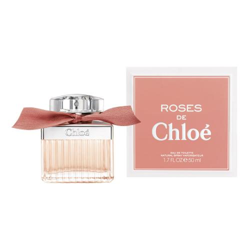 Chloé Roses De Chloé 50 ml toaletní voda pro ženy