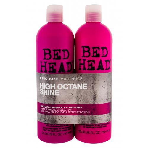 Tigi Bed Head Recharge High Octane dárková kazeta šampon 750 ml + kondicinér 750 ml pro ženy