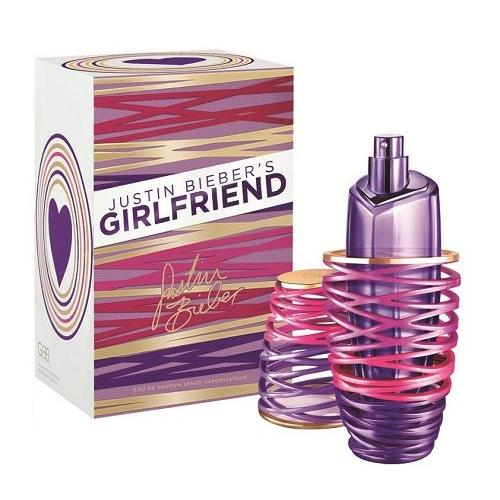 Justin Bieber Girlfriend parfémovaná voda 100 ml tester pro ženy