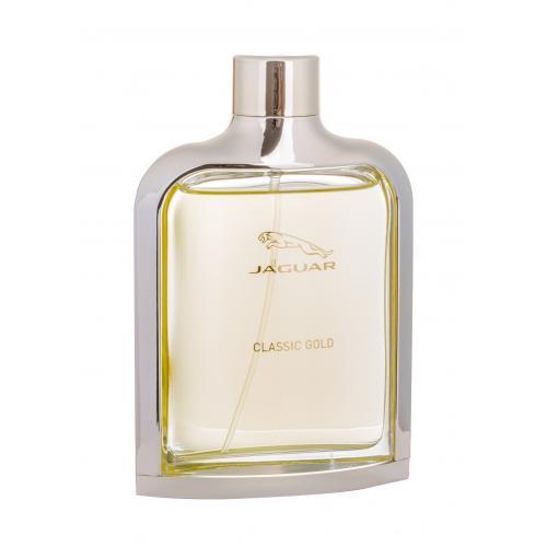 Jaguar Classic Gold toaletní voda 100 ml pro muže
