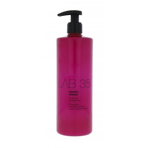 Kallos Cosmetics Lab 35 Signature šampon 500 ml pro ženy