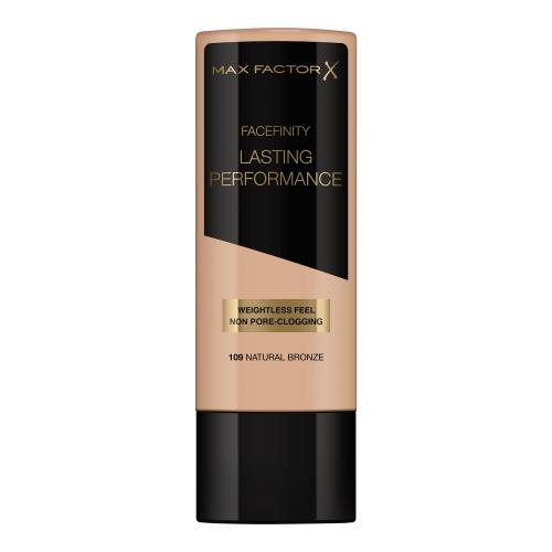 Max Factor Lasting Performance make-up 35 ml pro ženy 109 Natural Bronze