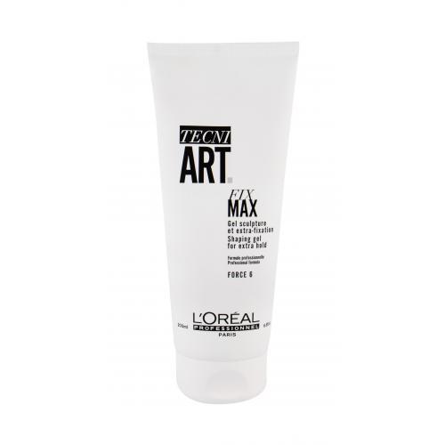 L´Oréal Professionnel Tecni.Art Fix Max gel na vlasy 200 ml pro ženy