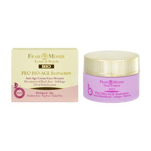 Frais Monde Pro Bio-Age Restructure AntiAge Face Cream 50Years denní pleťový krém 50 ml pro ženy