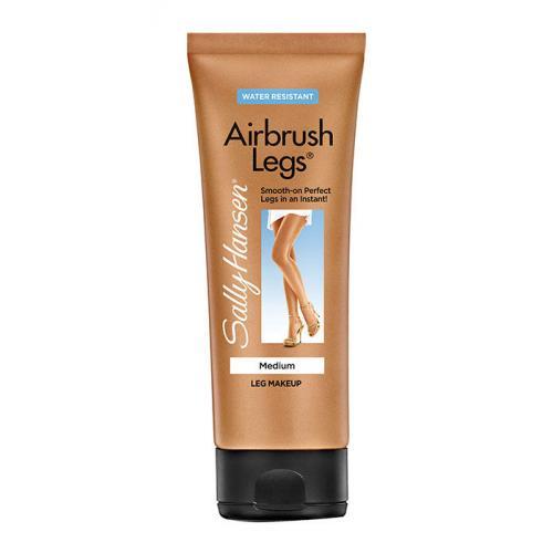 Sally Hansen Airbrush Legs Fluid samoopalovací přípravek 118 ml pro ženy Medium