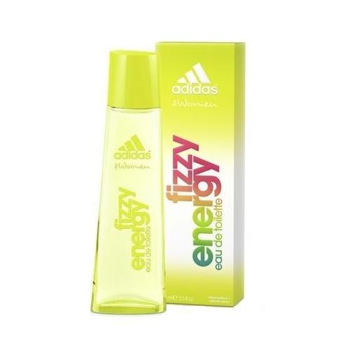 Adidas Fizzy Energy For Women toaletní voda 50 ml poškozená krabička pro ženy