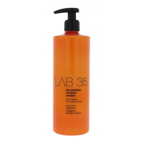 Kallos Cosmetics Lab 35 kondicionér 500 ml pro ženy