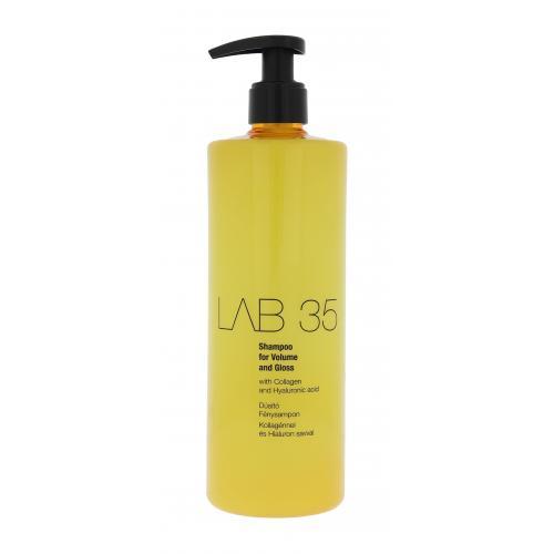 Kallos Cosmetics Lab 35 šampon 500 ml pro ženy